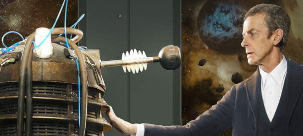 Into The Dalek Featured Image